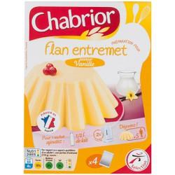 Chabrior Flan Vanille 260G