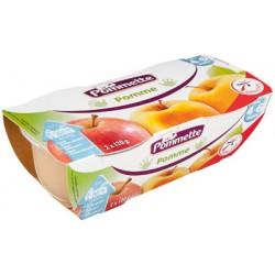 Pommette Pt Fruit Pomme 2X120G