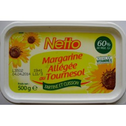 Netto 3/4 Marga Tourn. Bq 500G