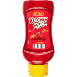 Netto Ketchup Epice 560G