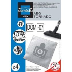 Domedia Sac Aspirateur Dom07