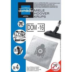 Domedia Sac Aspirateur Dom16