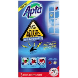 Apta Stickers Anti-Mouchex4