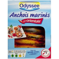Odyssee Anchois Oriental 150G