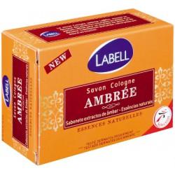 Labell Savon Cologne Ambre125G