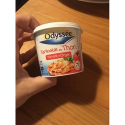 Odyss Trtble Thon Tomate 140G