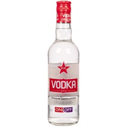 On Off Vodka 37.5D 50 Cl