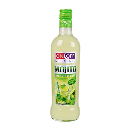 On Off Mojito Cockt.15D 70Cl