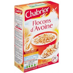 Chab Flocon Avoine.Comp.500G