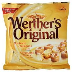 Werther'S Bonbons À La Crème Le Sachet De 300 G