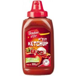 Bouton Or Ketchup Enfant 300G