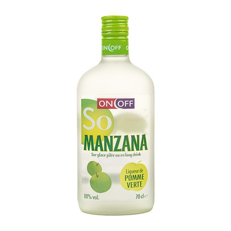 On Off So Manzana 18D 70 Cl