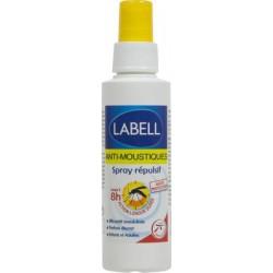 Labell Spr A/Moustiques 100Ml
