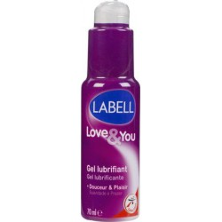 Labell Gel Lubrifiant 70Ml