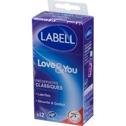 Labell Preservatifs Class.X12