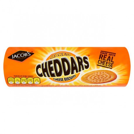 150G Biscuit Cheddar Jacob S