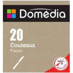 Dom Couteau X20 Cristal