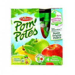 Pom Pote Pomme Allegee 4X90G