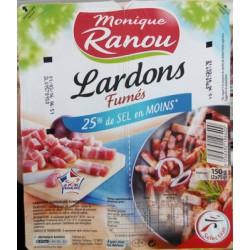 Ranou Lardon Tsr Fume X2 150G