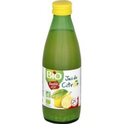 Bouton Or Jus Citron Bio 25Cl