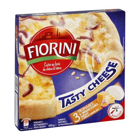 Fiorini Piz Tasty 3 From 450G