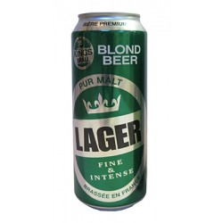 Kingsbrau Biere Premium 50Cl