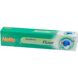 Netto Dentifric.Fluor Tub 75Ml