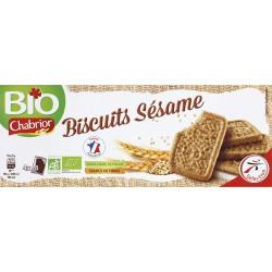 Chab.Biscuits Sesame Bio 184G