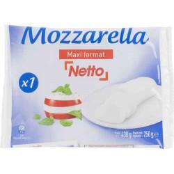 Netto Mozzarella 250G