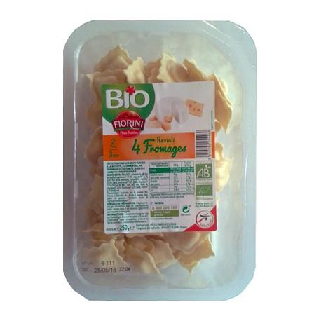 Fior Ravioli Fromages Bio 250G