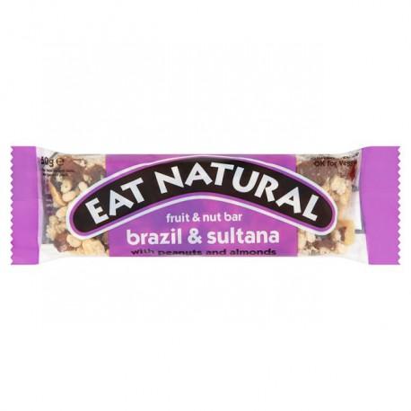 Eat Natural Barre N/Bresil 50G