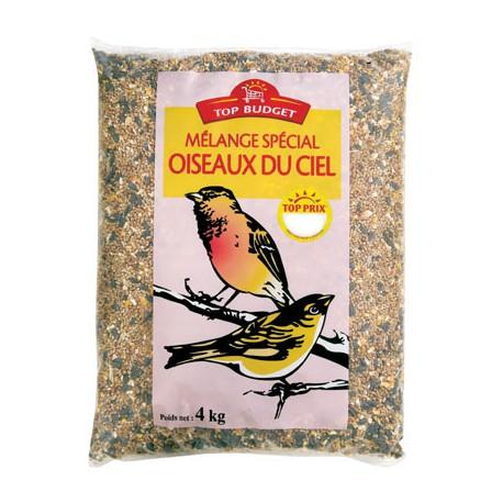 Canaillou Oiseaux Du Ciel 4Kg