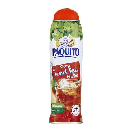 Paquito Iced Tea Peche 75Cl
