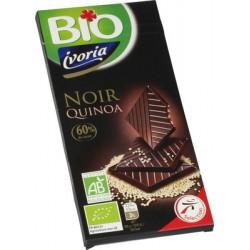 Ivor.Choc.Nr 60% Quin. Bio100G