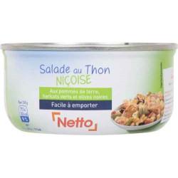 Netto Salade Thon Nicoise 250G