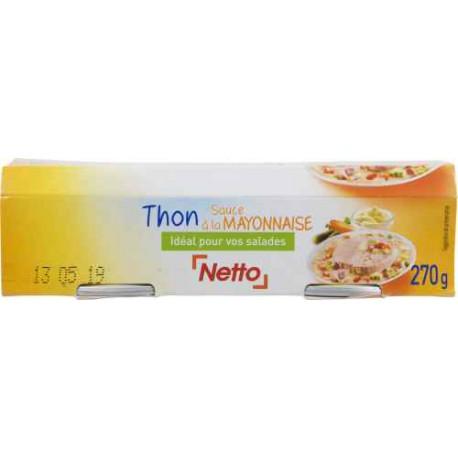 Netto Thon Mayonnaise 2X135G