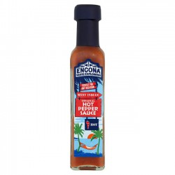 142Ml Sauce Hot Pepper Encona