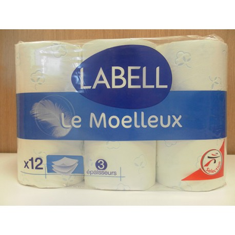 Labell Ph 3P Blanc 12 Rlx