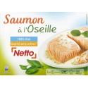 Netto Saumon Sce Oseille 400G