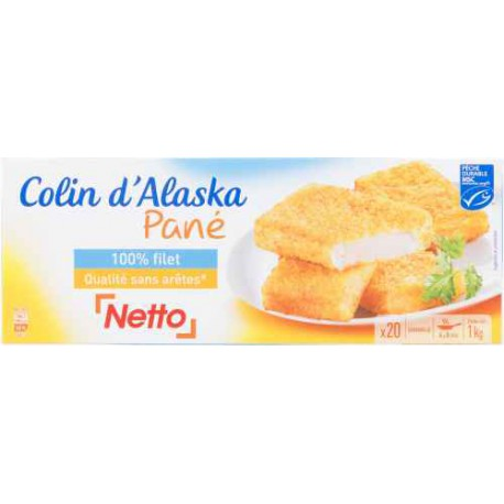 Netto Msc Colin Pane X20 1K