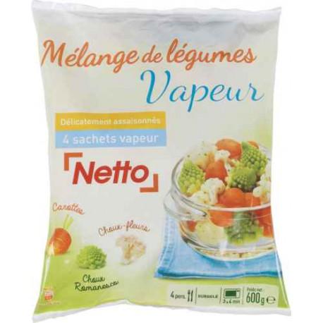 Netto Vap Melange Chx/Caro600G