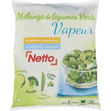 Netto Vap Melange Leg Vert600G