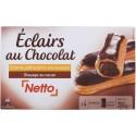 Netto Eclairs Choco X4 200G