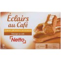Netto Eclairs Cafe X4 200G