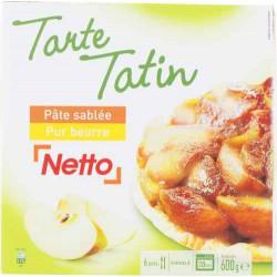 Netto Tarte Tatin 600G