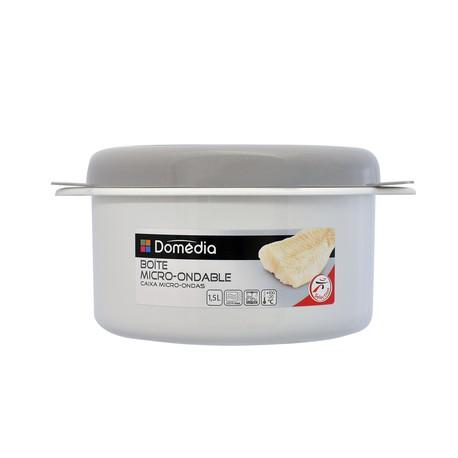 Dom.Boite Ronde Micro Box 1.5L
