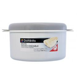 Dom.Boite Ronde Micro Box 2L