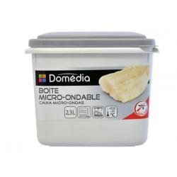 Dom. Boite Micro Top 2.3L