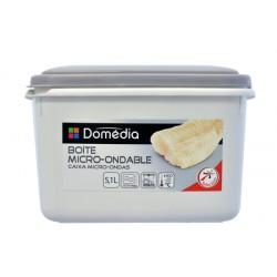 Dom. Boite Micro Top 5.1L