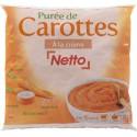 Netto Puree Carottes 750G